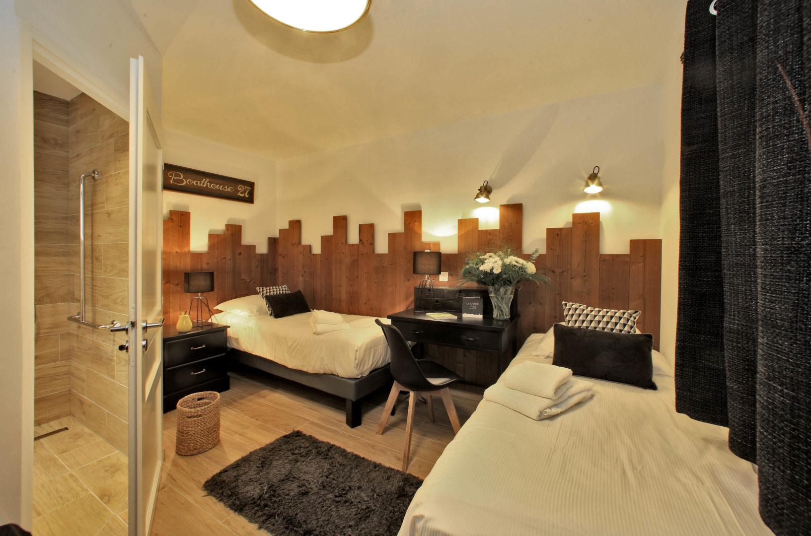 chambre d'hotel Noirmoutier