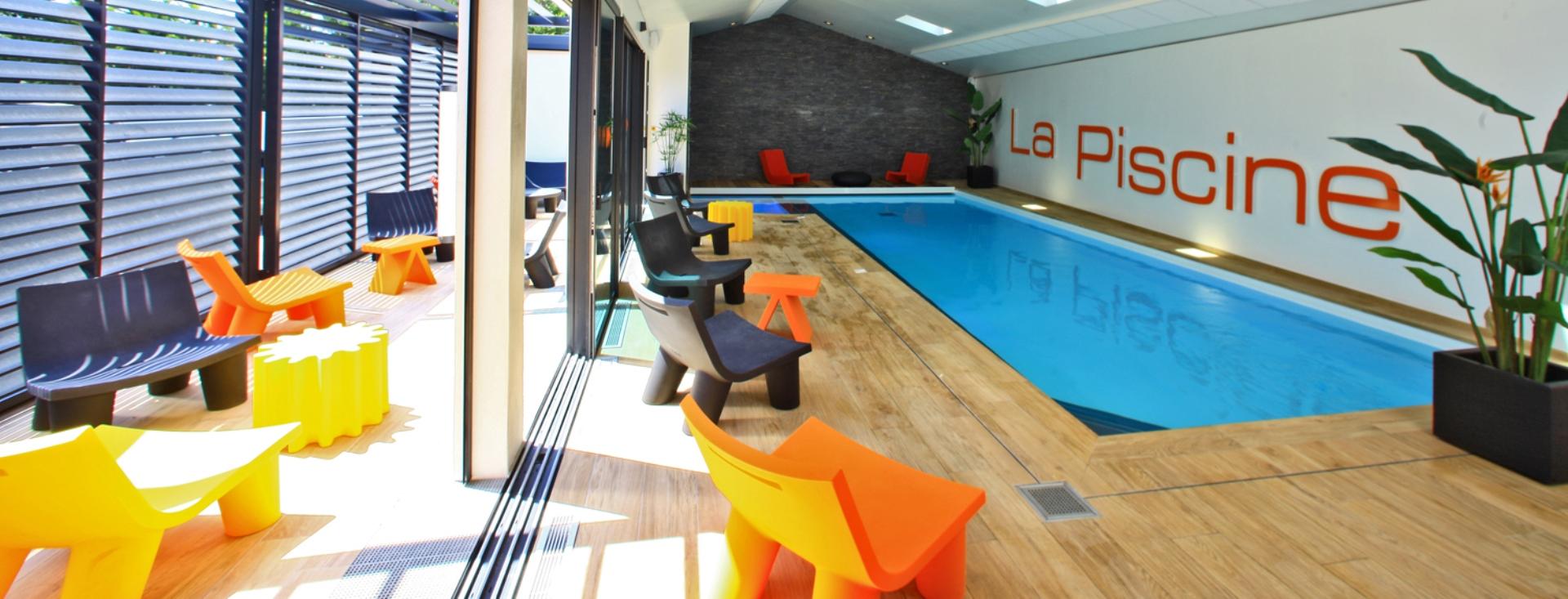 hotel avec piscine intérieure Vendée