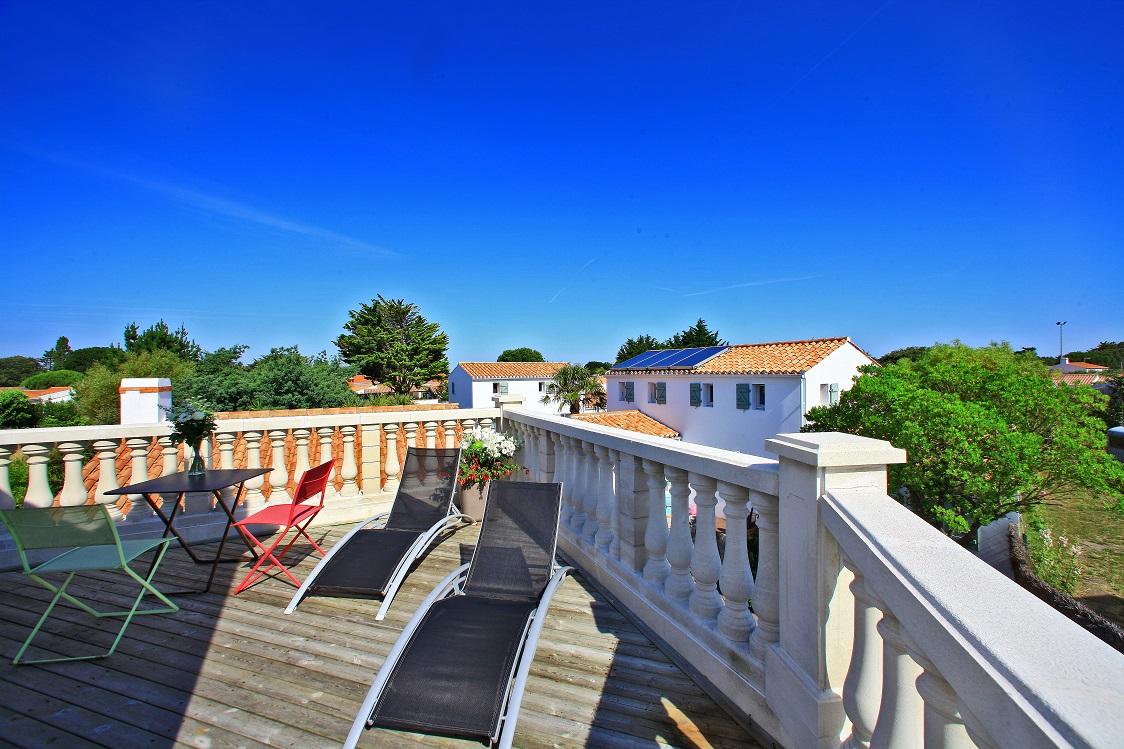 hotel au coeur de Noirmoutier
